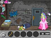 Игра Принцесса убегает из тюрьмы