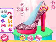 Игра Обувь для принцессы Рапуцель