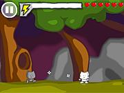 Игра Ниндзя Кот - Таинственный Вор