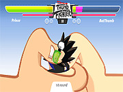 Игра Борец большого пальца