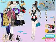 Игра Корейская мода