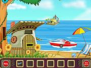 Игра Спасение из хижины рыбака