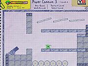 Игра Бумажная пушка 3