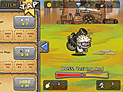 Игра Undead Clicker : Tapping RPG