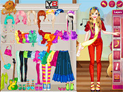 Игра Принцесса поп-звезды