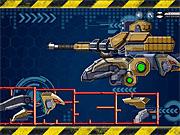 Игра Робот-танк