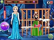 Игра Эльза и Анна