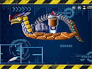 Игра Черепаха-робот