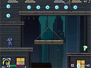 Игра Бэтмен - скачок с крыши