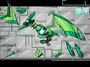 Игра Робот-динозавр