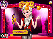 Игра Время цирка Эльзы