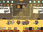Игра Армия кошек 3 - Ударный отряд