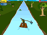 Игра Сплав на плоту