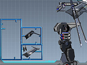 Игра Вертолеты робота