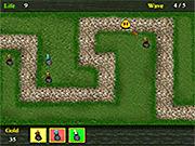 Игра Защита башни - королевство