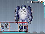 Игра Робот-герой Макс