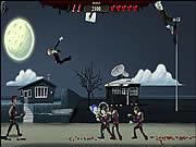 Игра Коварные зомби