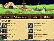 Игра Кликер монстров 2. Эволюция