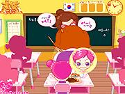 Игра Сью в Школе