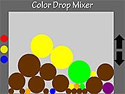 Игра Миксер красочных цветов
