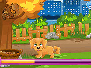 Игра Потерянный щенок