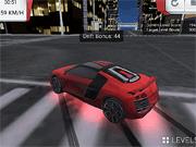 Игра Meisterschaft der Drift. WebGL