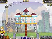Игра Разрушитель зданий 2