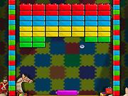 Игра Арканоид: Блоки