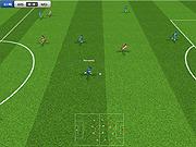 Игра Английская Премьер Лига по футболу