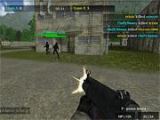 Игра Стрелки в маске. Онлайн WebGL