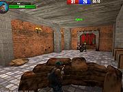Игра Драка в метро 3D