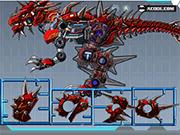 Игра Роботы динозавры: Тирекс