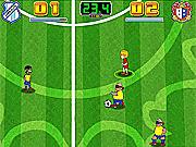 Игра 3D Звезды футбола