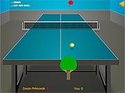 Игра Настольный тенис