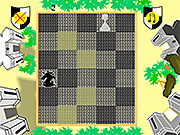 Игра Одинокий рыцарь