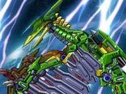 Игра Дино Робот: Быстрый птерозавр