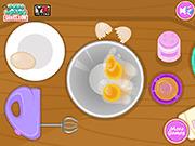 Игра Холодное сердце: Торт Пасхальный кролик