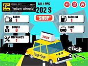 Игра Кликер: Такси