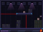 Игра Супер ниндзя - Блок