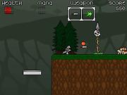 Игра Супер пиксельный рыцарь