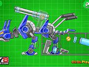 Игра Игрушечная война - собака-робот