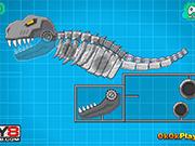 Игра Роботы-динозавры: Мехико Рекс