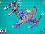 Игра Роботы динозавры: Птерозавр