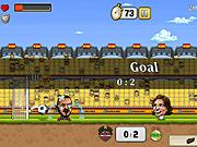 Игра Футбол головами - лига Испании 2016