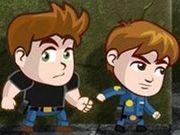 Игра Спасательная команда - Полиция