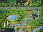 Игра Оборона дороги