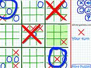 Игра Стратегические крестики-нолики