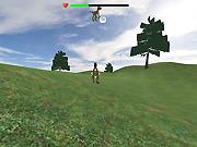 Игра Охотником на динозавров 2