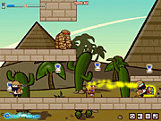 Игра Pharaoh Mummy Guard Treasures