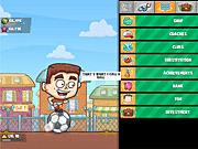 Игра Симулятор футболиста
